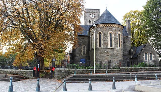 The Parish of Merthyr Tydfil, St David and Abercanaid